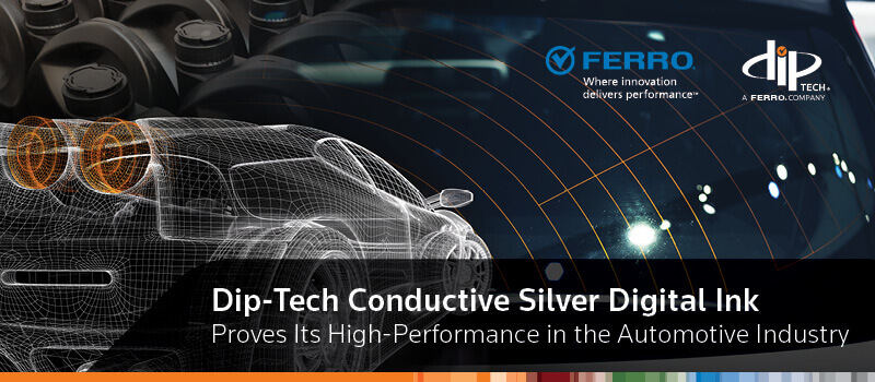 Dip-Tech Conductive Silver Digital Ink